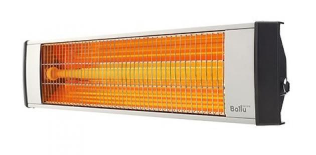 Infraraudonųjų spindulių šildytuvai BALLU