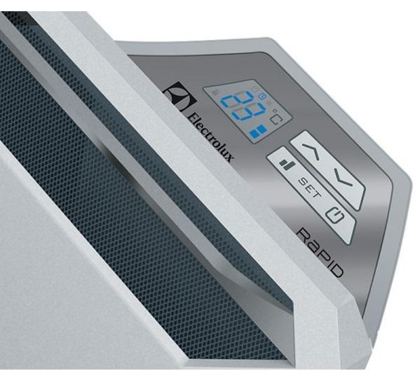 Elektriniai šildytuvai serijos RAPID